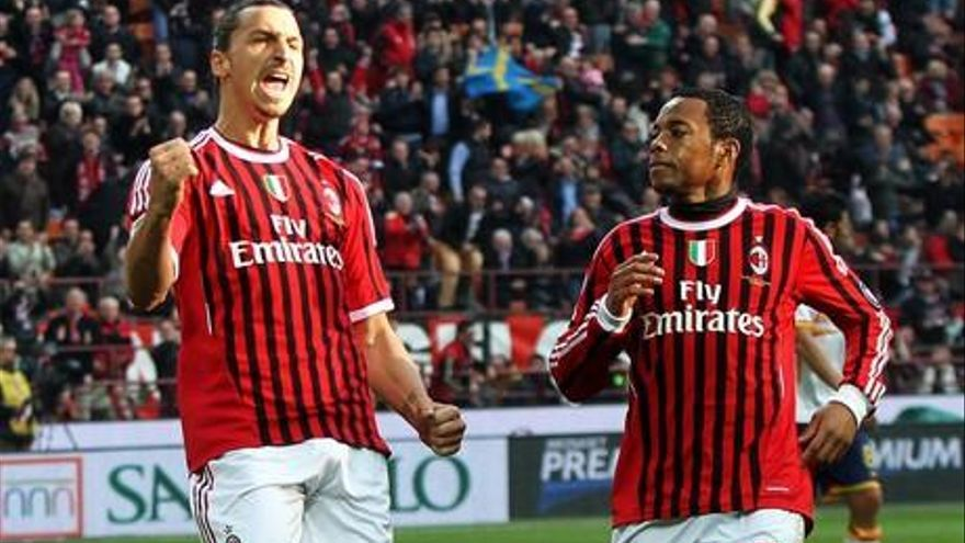 Ibrahimovic, a punto de fichar por el Milan