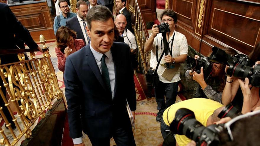 Frenar les pujades «abusives» dels lloguers i escoles bressol gratuïtes, entre les 300 mesures de Sánchez