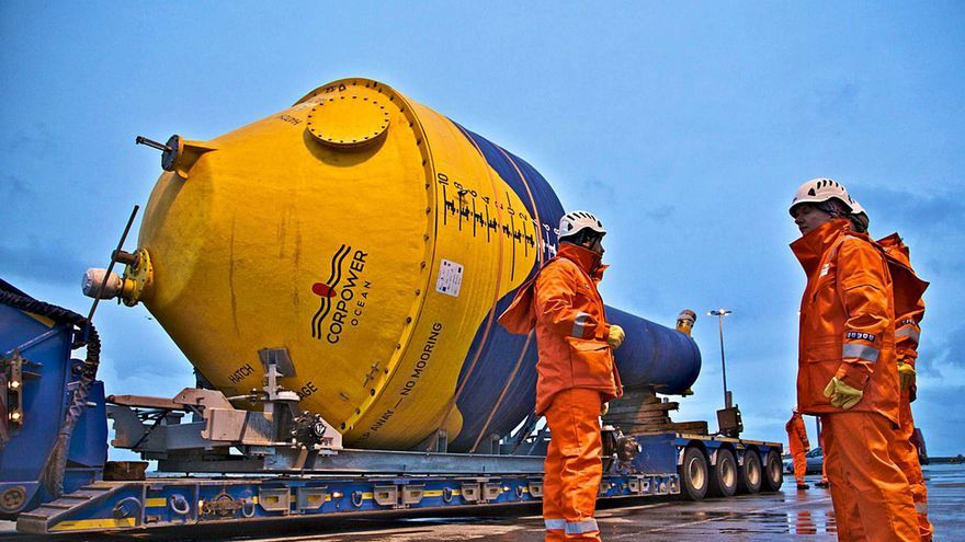 Una firma sueca se instala en el norte luso para generar energía con las olas