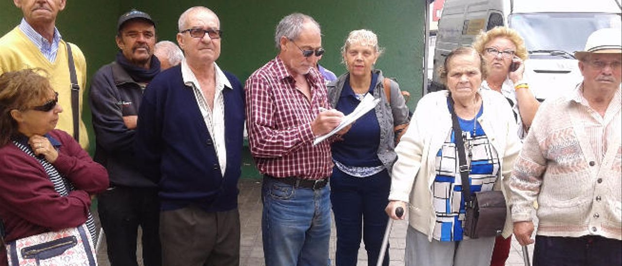 El Gobierno de Canarias prevé reabrir el centro de mayores este mismo año