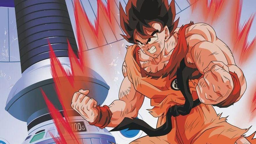 ¿Qué te pasaría si te entrenaras como Goku y Vegeta?