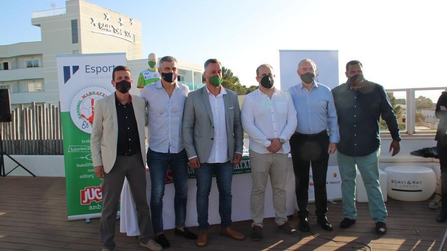 Enric Masip presenta el Campus de Tecnificación del Sispal Marratxí de balonmano
