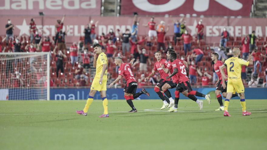Vea aquí los goles y el resumen de la victoria del Mallorca ante el Alcorcón (2-0)