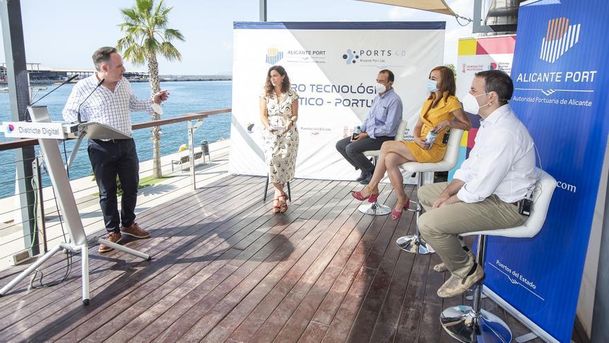 Distrito Digital y el Puerto de Alicante ahondan en el reto de afrontar la digitalización portuaria con Inteligencia Artificial