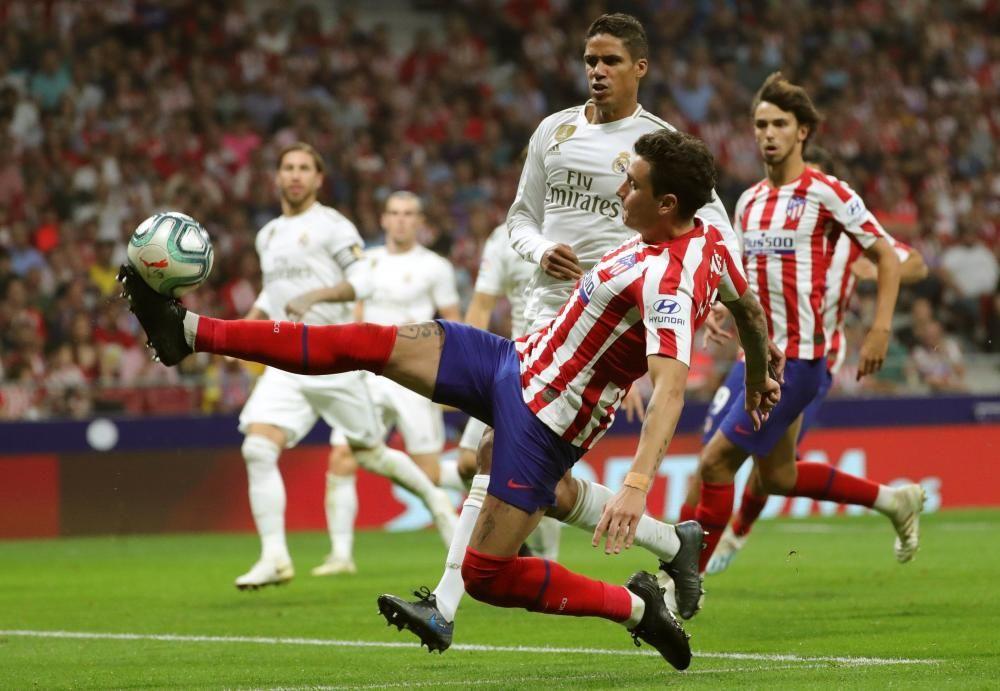 Atlético de Madrid - Real Madrid