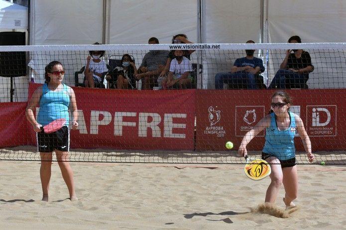 Campeonato de España Tenis Playa en Las Canteras