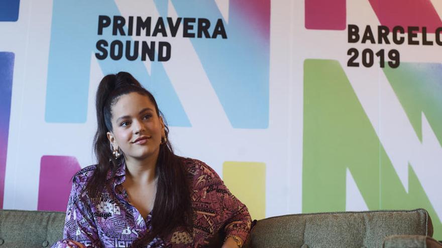 Rosalía s'emporta l'MTV EMA a la millor col·laboració per «Con Altura» amb J Balvin