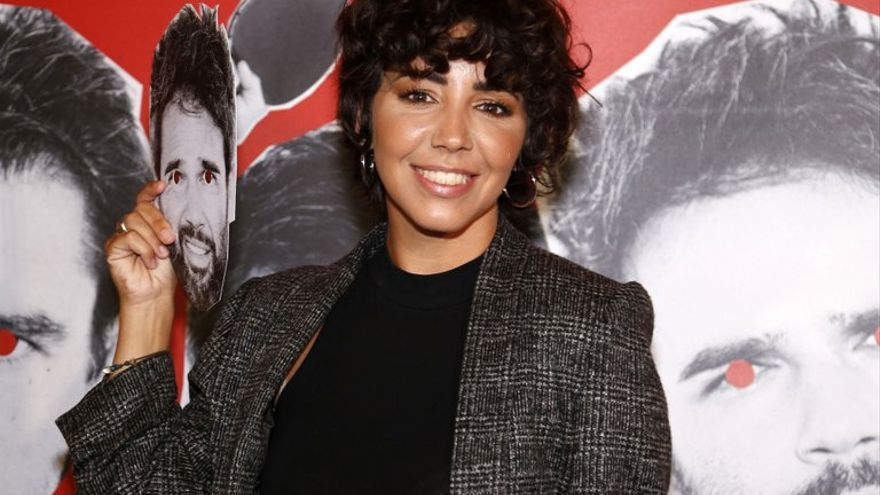 La valenciana Sandra Cervera triunfa como presentadora en 'The dancer'
