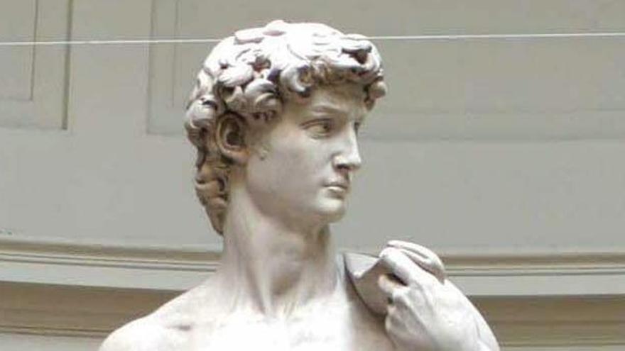 Miguel Ángel se adelantó un siglo a la ciencia con el David