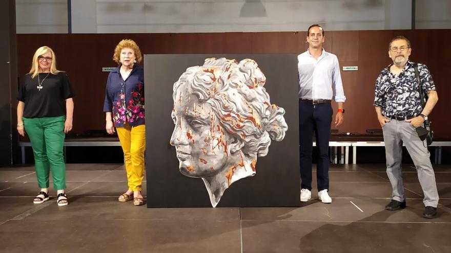 "La obra ""Resiliente 28"", de Fernando Jiménez Fernández, gana el certamen Salvador Soria de Benissa"