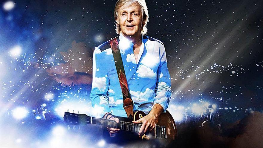 Paul McCartney suspèn el concert a Barcelona i Iron Maiden l'ajorna fins al juny del 2021