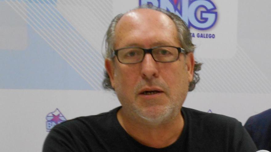 Serafín Otero no repetirá como candidato del BNG al Concello de Vigo