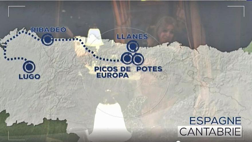 Llanes, en Cantabria, para los franceses