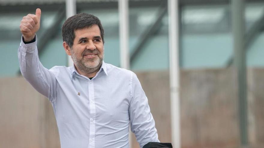 Jordi Sànchez podrá salir de prisión a trabajar más días