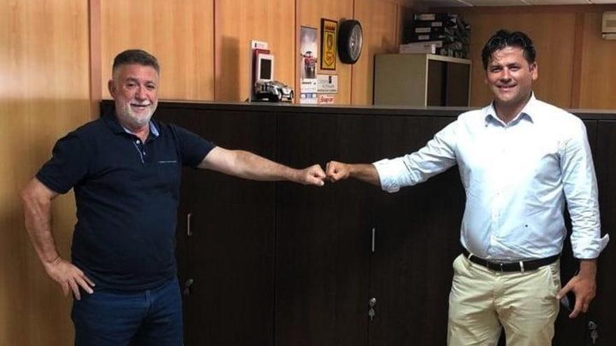 El CF Gandia y el CF Base Gandia anuncian un preacuerdo de fusión