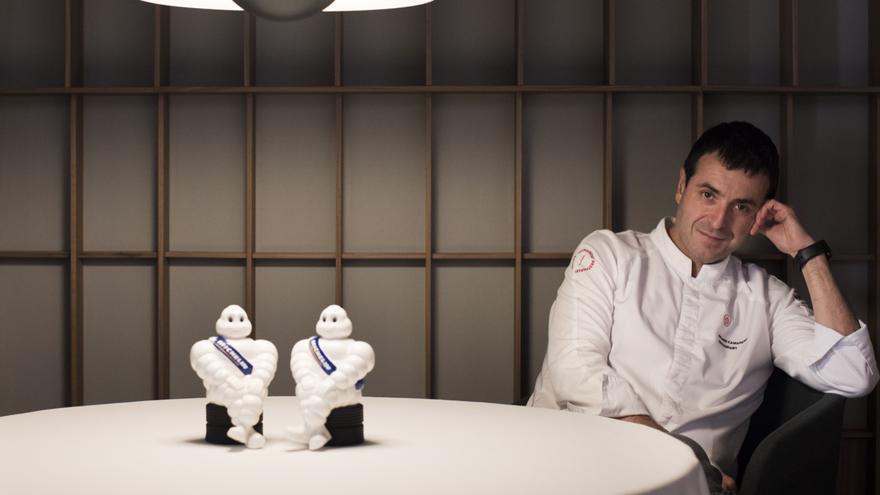 Ricard Camarena quiere llevar la 'Alta cocina' a casa