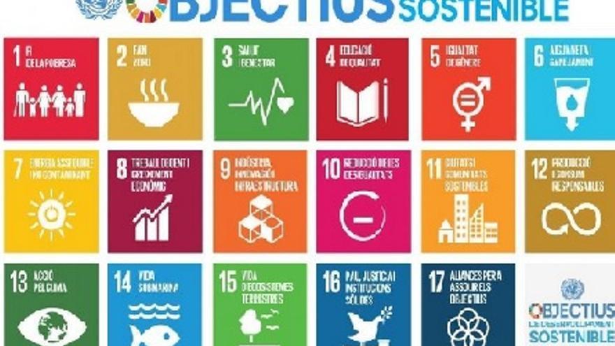 Exposició El Repte dels Objectius de Desenvolupament Sostenible a Manresa