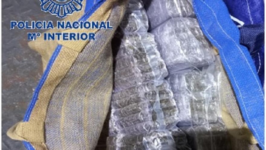 Cae en Fuengirola un red dedicada al tráfico de marihuana y hachís