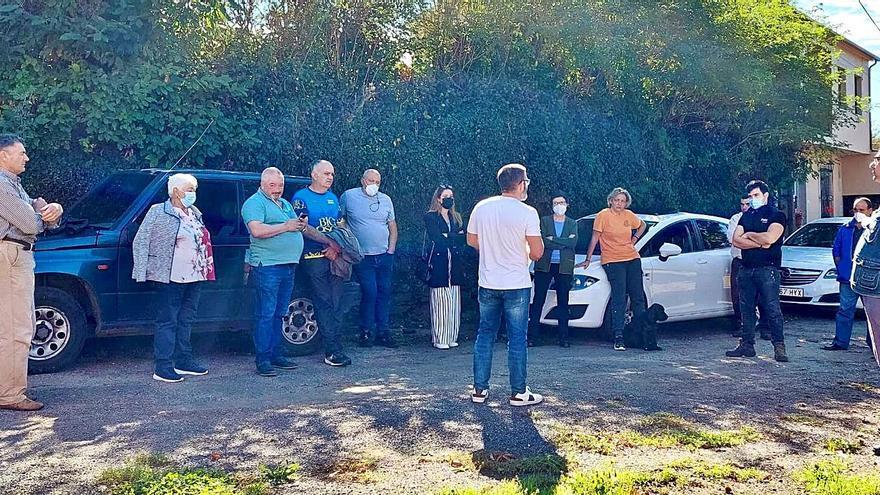 Vilariño exige que una comisión dilucide las funciones del exasesor en el concello