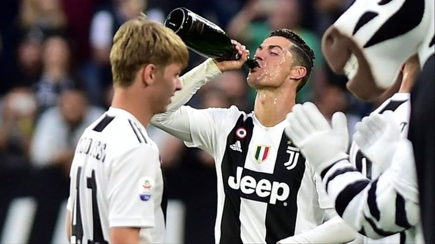 El Juventus conquista su octava liga italiana consecutiva