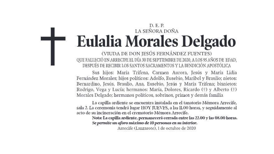 Eulalia Morales Delgado