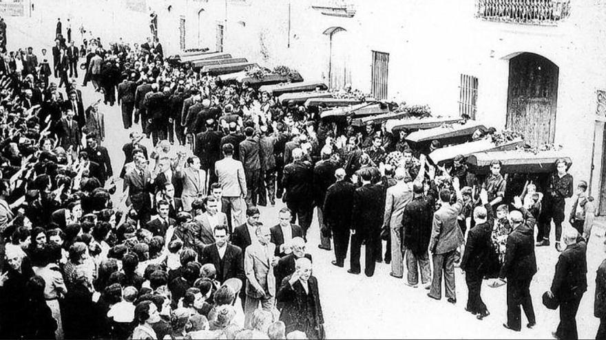 La nit del terror a Alzira