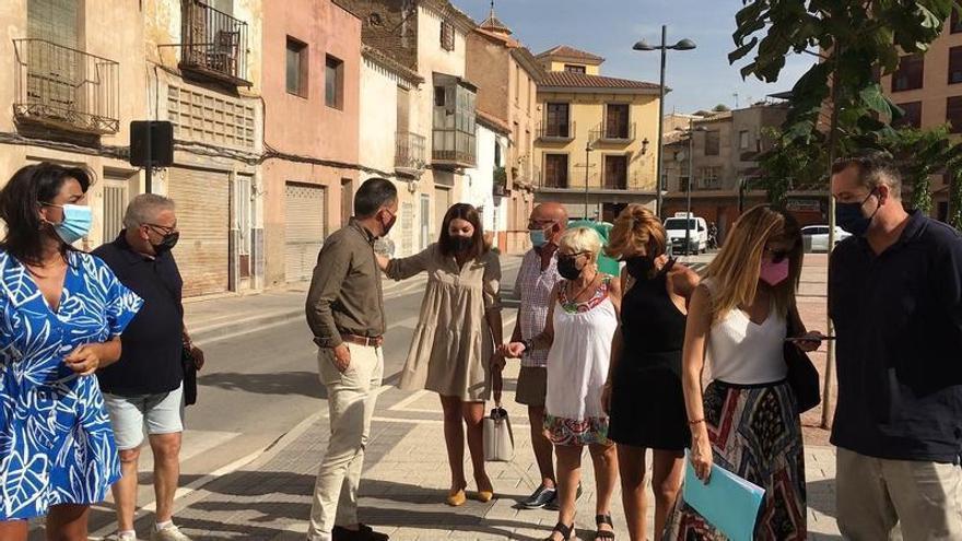 Anuncian protestas por el bloqueo a la construcción de un centro de salud en Lorca