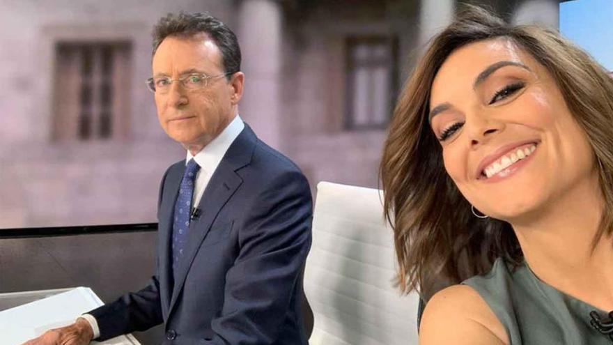 El entrañable gesto de Matías Prats con Mónica Carrillo que ha superado un cáncer de piel