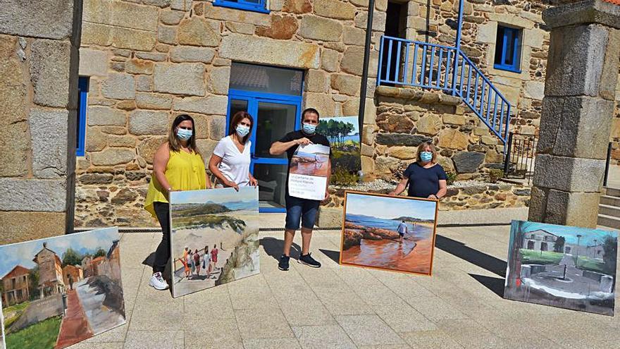 Arra convoca el cuarto concurso de pintura rápida, que eleva la cuantía de sus premios