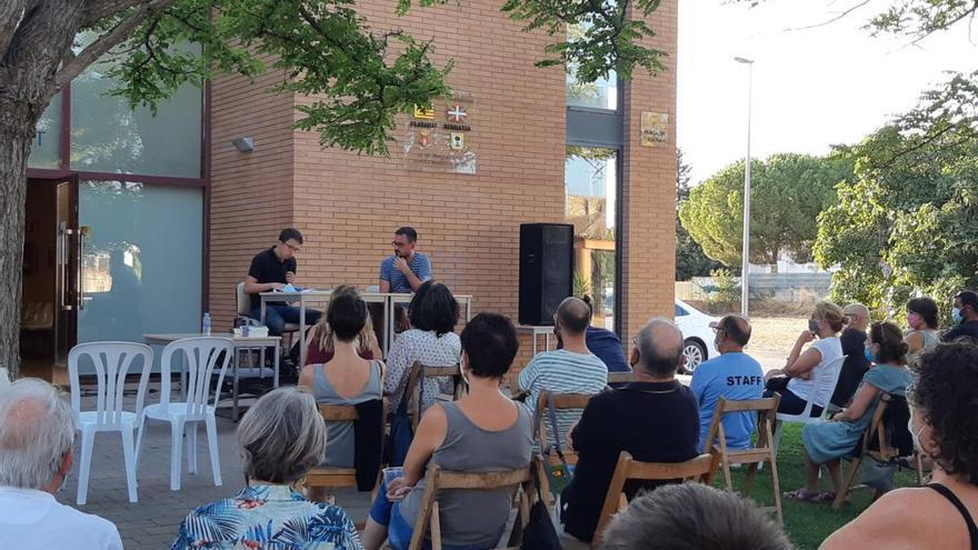 Iñigo Errejón presenta el seu darrer llibre a Viladamat