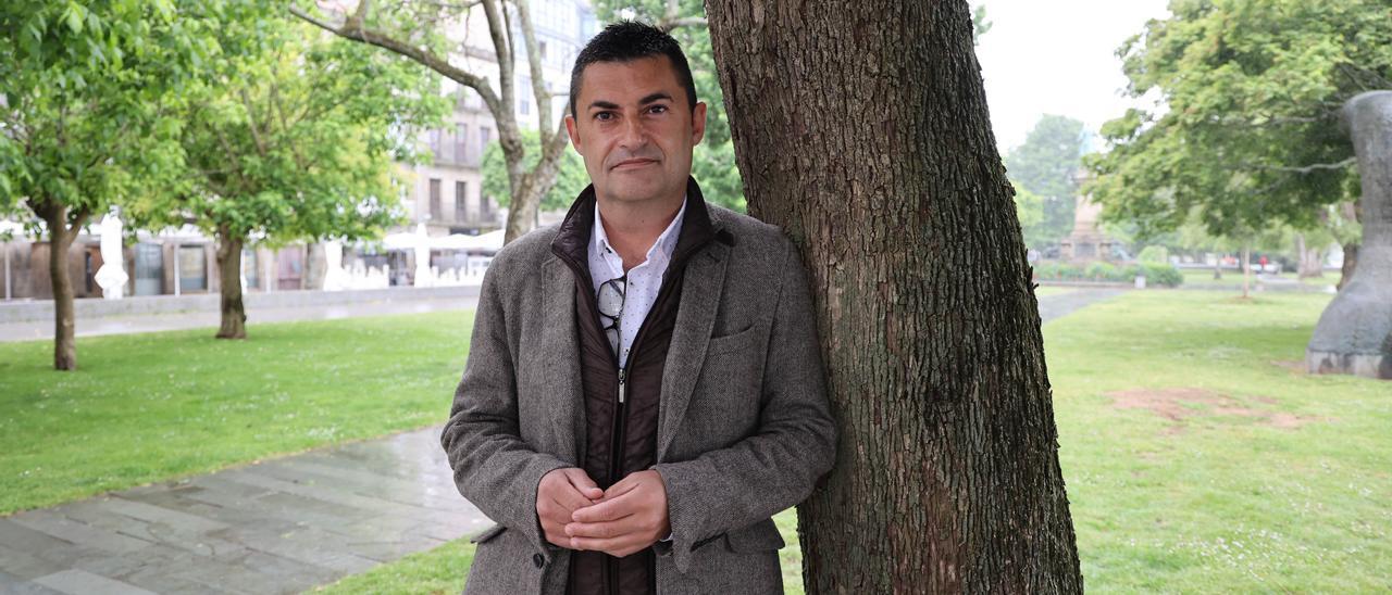 Eduardo Abad, secretario general de UPTA
