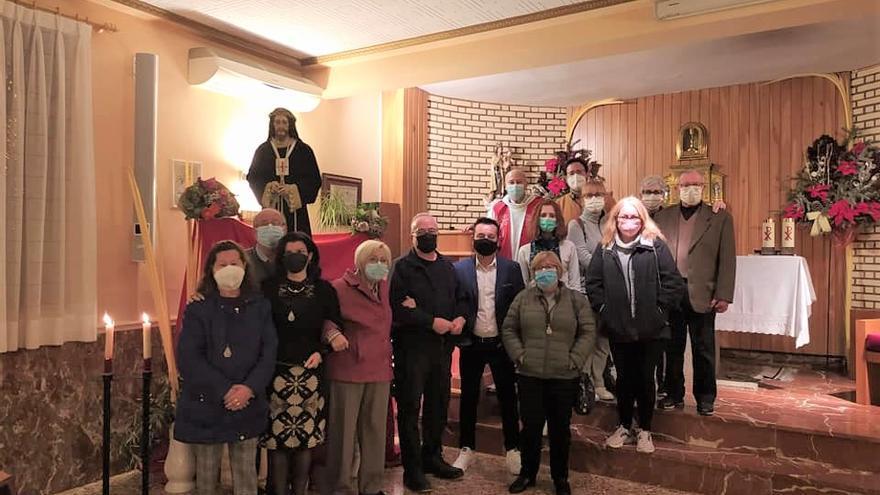 Burjassot conmemora el Lunes Santo