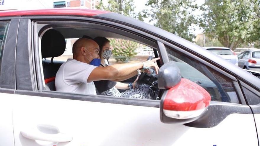 Las pruebas prácticas del carnet se redujeron un 30% en Córdoba en el año covid