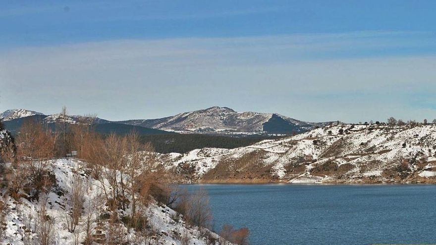 La cuenca del Tajo gana 213 hm3 en la última semana por el deshielo de la nieve
