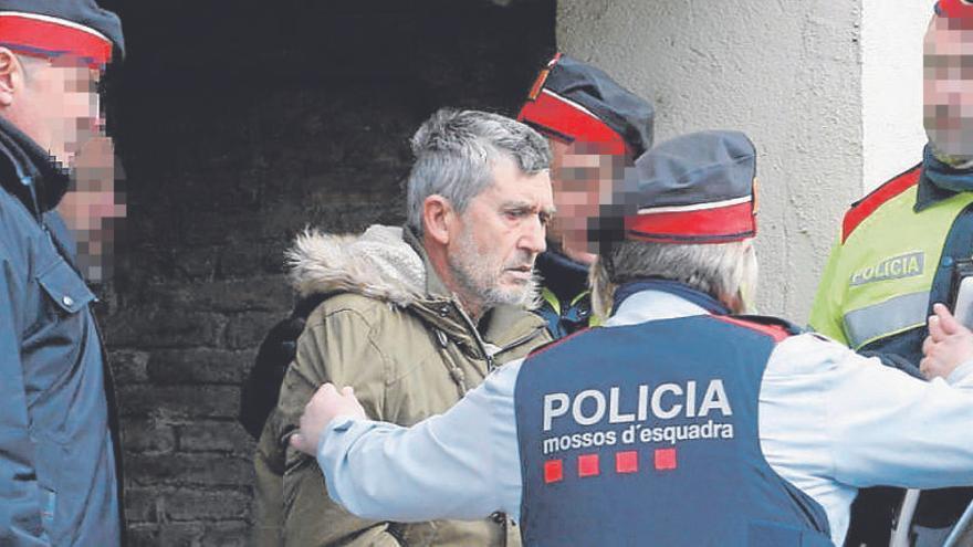 Magentí señala a su hijo como autor del crimen de Susqueda