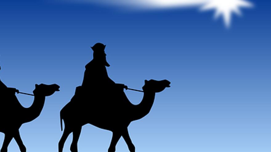 Llegada de Reyes Magos