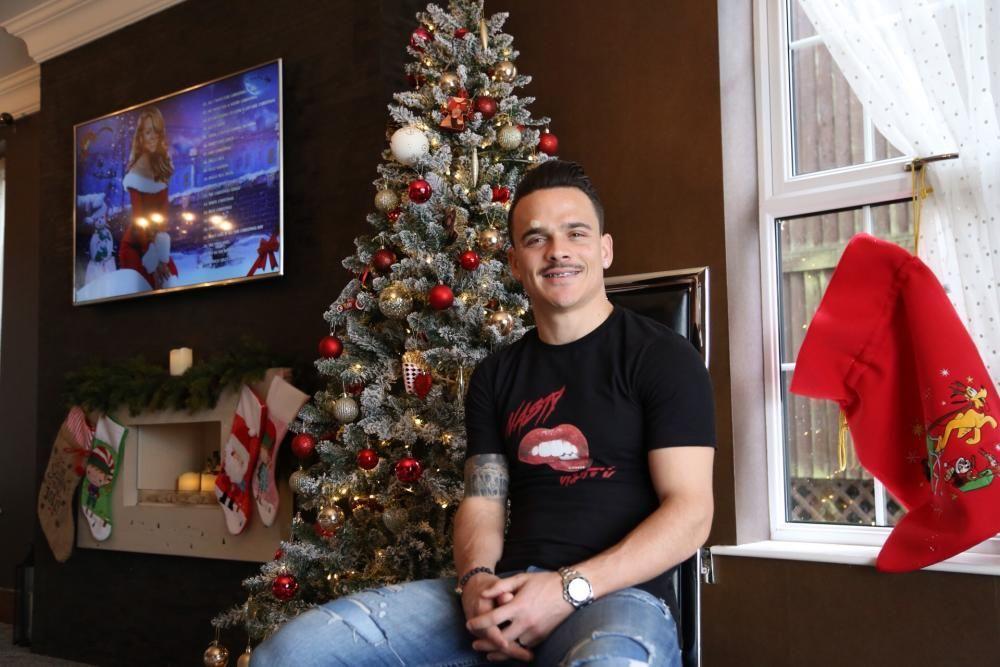 Roque Mesa, en entrevista para La Provincia desde Swansea