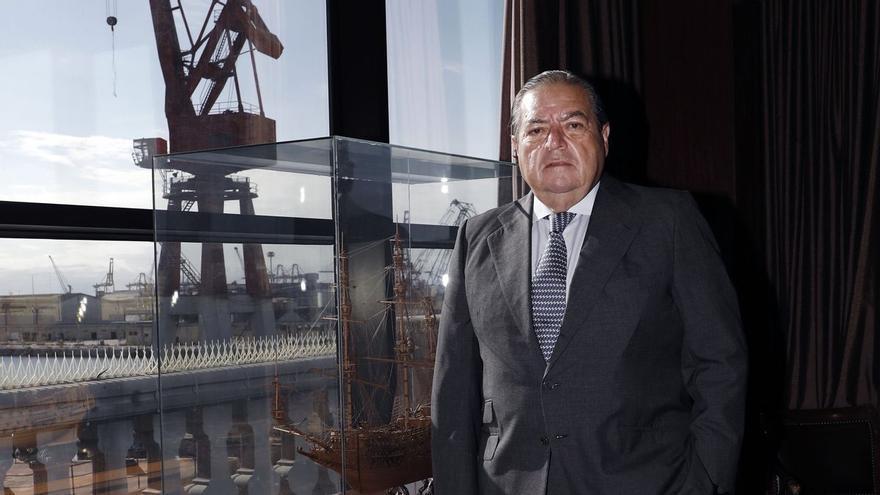 """Vicente Boluda Fos (Boluda Corporación Marítima): """"Cada vez que sube el salario mínimo baja la creación de empleo en España"""""""