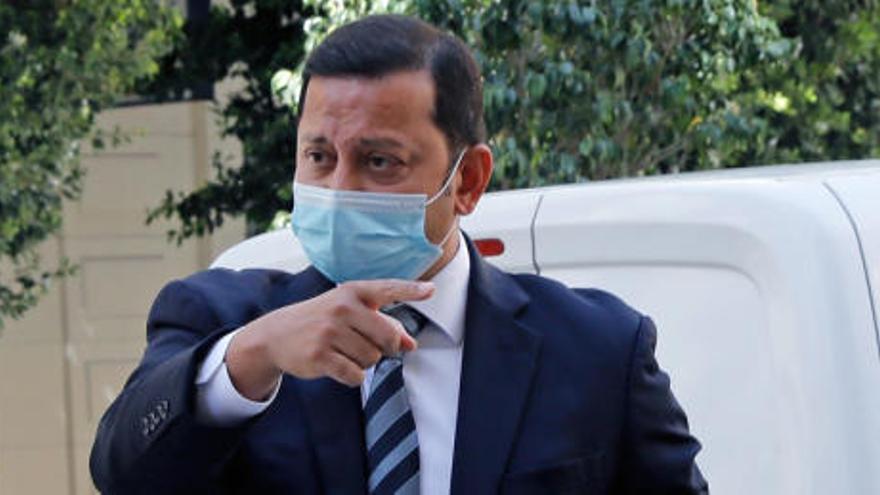 Anil Murthy arremete contra Ximo Puig y la gestión sanitaria
