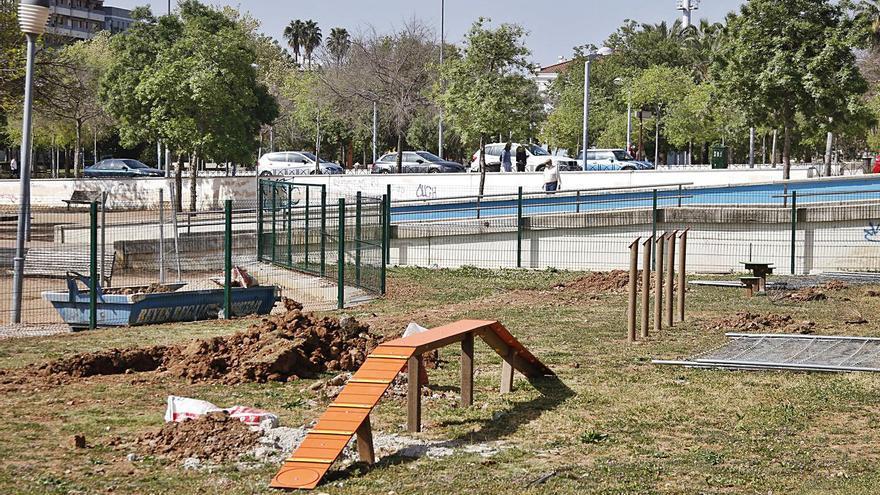 Córdoba cuenta con cinco parques caninos con el nuevo del Vial Norte