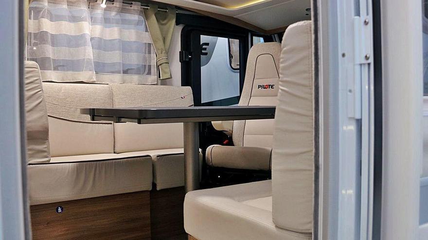 Cases per viatjar: augmenta un 40% el lloguer de caravanes per a aquest estiu