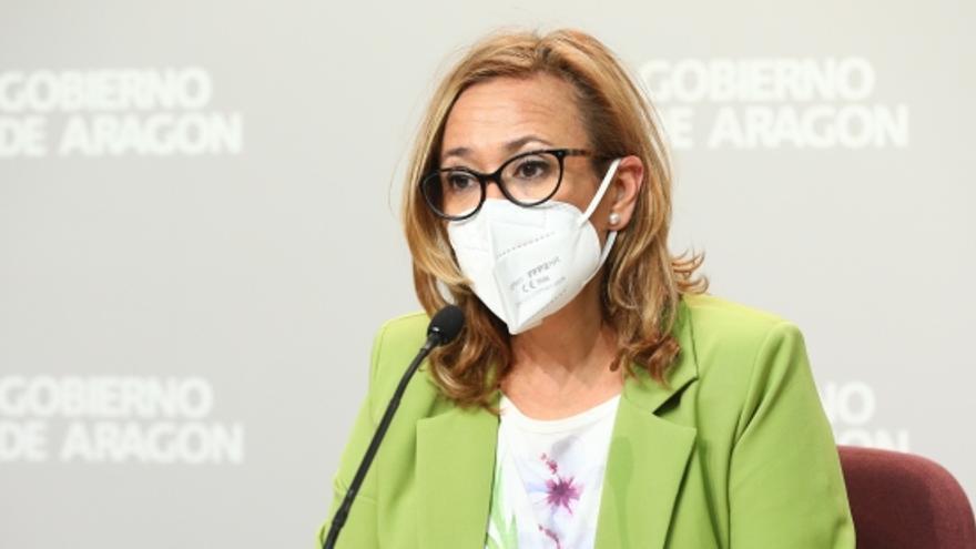 Mayte Pérez exige a Teruel Existe que aclare sus acusaciones contra el Gobierno de Aragón