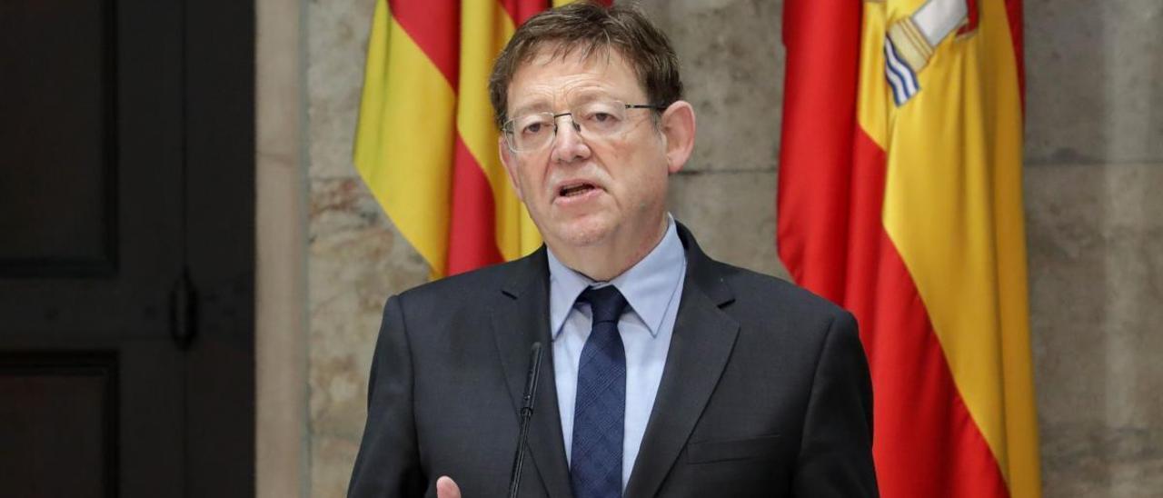 El Consell rechaza la decisión del Gobierno de dejar a Alicante y Elche fuera del pase a la Fase 1
