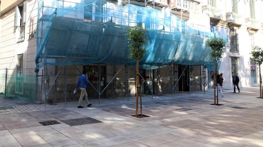 Cortefiel estudia la apertura de una tienda en la Alameda Principal para 2021