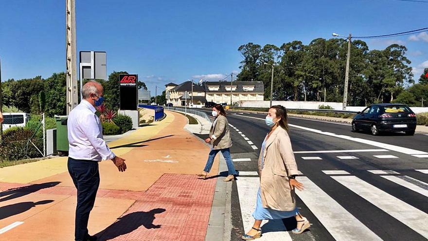 Cinco millones de euros para vertebrar la comarca a base de sendas peatonales