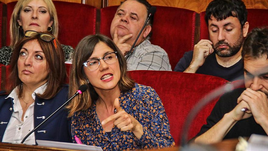 Guanyar demanda que la inversión social por habitante supere los 100 euros en Alcoy