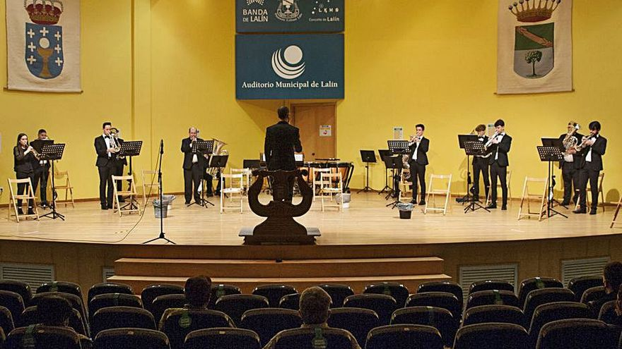 "Recitales del ciclo ""Da Capo"" de la Banda de Lalín"