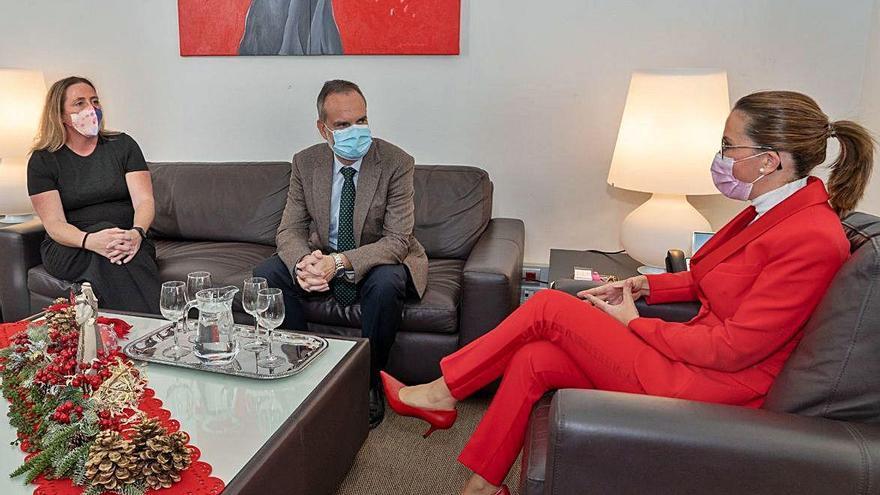 Sabic dona más de 150.000 euros a entidades de cartagena