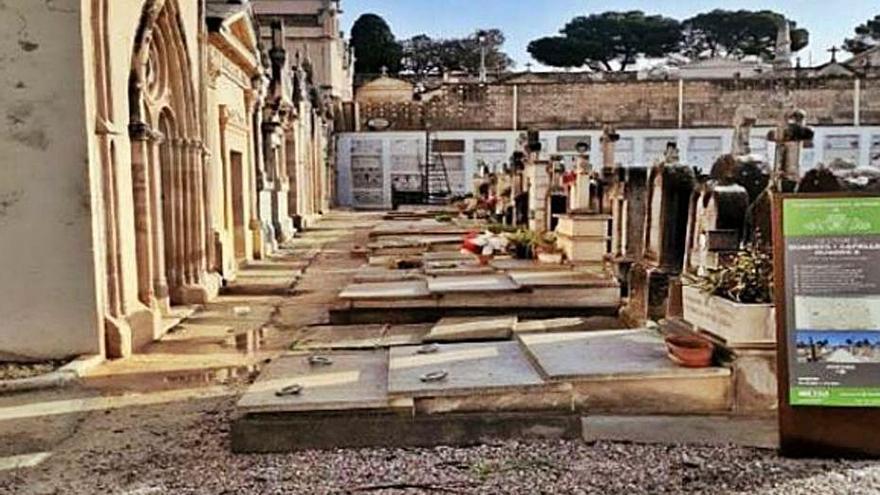 Aprobado el proyecto de remodelación de una nueva zona del cementerio antiguo