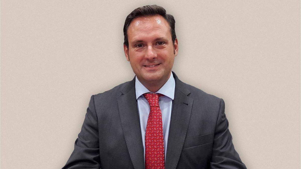 Sergio Durán, nuevo director territorial de Cajamar en Málaga.